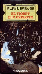 Cover of: Tiquet Que Exploto, El