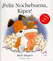 Cover of: ¡Feliz Nochebuena, Kiper!