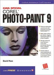 Cover of: Guia Oficial Corel Photo Paint 9