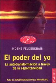 Cover of: El Poder Del Yo