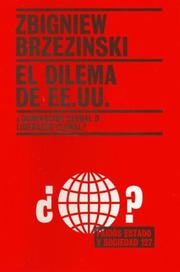 Cover of: El dilema de EE.UU./ The United States Dilemma