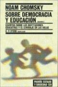 Cover of: Sobre democracia y educacion / Chomsky on Democracy and Education