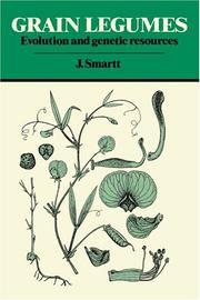 Cover of: Grain legumes | J. Smartt