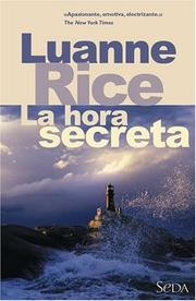 Cover of: La hora secreta