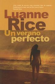 Cover of: Un verano perfecto