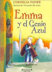 Cover of: Emma y El Genio Azul