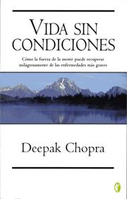 Cover of: Vida Sin Condiciones