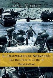 Cover of: El Desembarco de Normandia