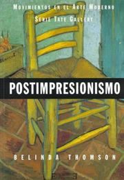 Cover of: Postimpresionismo - Movimientos En El Arte Moderno