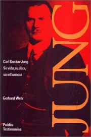 Cover of: Carl Gustav Jung | Gerhard Wehr