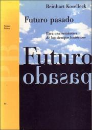 Cover of: Futuro Pasado
