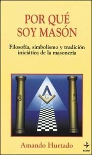 Cover of: Por Que Soy Mason