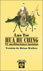 Cover of: Hua Hu Ching