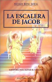 Cover of: La Escalera de Jacob