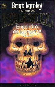 Cover of: Engendro de La Muerte. Volumen 5