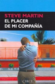 Cover of: El Placer De Mi Compania
