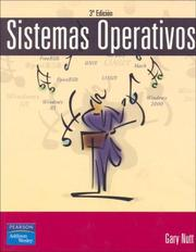 Cover of: Sistemas Operativos