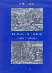 Cover of: Imagenes Del Barroco/images of Baroque (Biblioteca Azul)