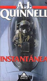 Cover of: Instantánea