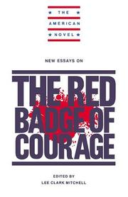 Cover of: New essays on The red badge of courage |