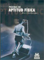 Cover of: Pruebas de Aptitud Fisica by Emilio Martinez Lopez