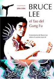 Cover of: Bruce Lee. El Tao del Gung Fu