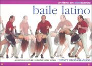 Cover of: Baile Latino