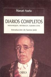 Cover of: Diarios Completos