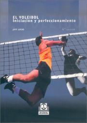 Cover of: El Voleibol
