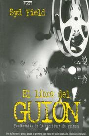 Cover of: Libro del Guion