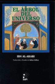 Cover of: El Arbol del Universo