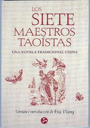 Cover of: Siete Maestros Taoistas (Colección Relatos (Neo Person))