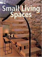 Cover of: Small Living Spaces