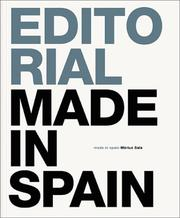 Cover of: Made in Spain 03: Editorial