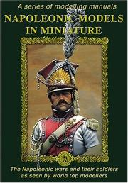 Cover of: NAPOLEONIC MODELS IN MINIATURE | Andrea Press