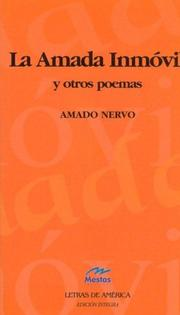 Cover of: El Amada Inmovil
