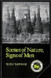 Cover of: Scenes of nature, signs of men