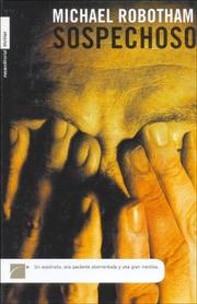 Cover of: Sospechoso (The Suspect)