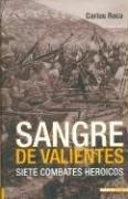 Cover of: Sangre de Valientes