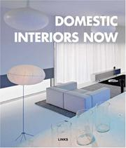Cover of: Domestic Interiors Now