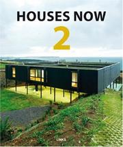 Cover of: Houses Now 2