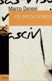 Cover of: Falsificaciones