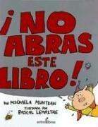 Cover of: No Abras Este Libro/don't Open This Book