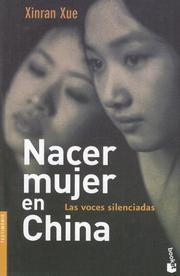 Cover of: Nacer Mujer En China/ Born a Woman in China