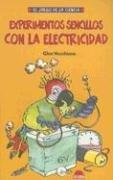 Cover of: Experimentos Sencillos Con LA Electricidad by Glen Vecchione
