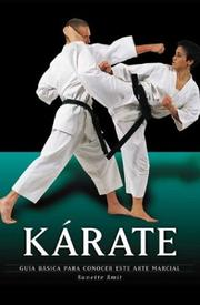 Cover of: Karate