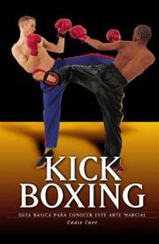 Cover of: Kick Boxing