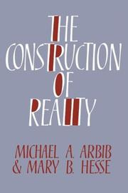 Cover of: The construction of reality