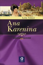Cover of: Ana Karenina (Clasicos Inolvidables)