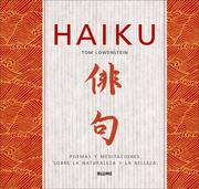 Cover of: Haiku